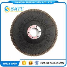 Roda lisa do corte dos discos abrasivos das redes dobro de qualidade superior com o certificado ISO9001