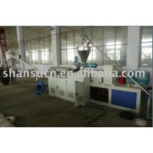 WPC-Granulat die Maschine