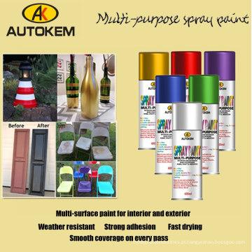 Multi-Purpose Spray Paint, Multi-Color Spray Paint, Aerosol Spray Paint