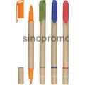 Custom Venda por atacado Promocional Highlighter Moda bola caneta