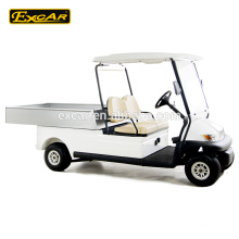cheap for sale electric cargo cart 2 seats 48V CE certification