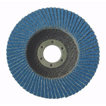 TNA ao & za polimento abrasivo flap discos feitos na China