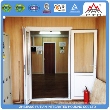 High quality well furnished prefabricated office container in malaysia