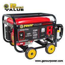 Genour Power Zh2500 168f 2kw / kVA Hochwertigen Generator Recoil Starter