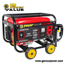 Genour Power Zh2500 168f 2kw/kVA High Quality Generator Recoil Starter