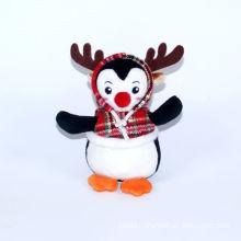 Plush Mini Penguin Christmas Toy