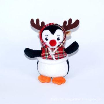 Plüsch Mini Pinguin Weihnachtsspielzeug