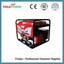 Generador eléctrico de la gasolina de la gasolina del comienzo 8kw