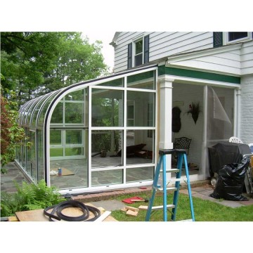 aluminium sunroom glass sunroom panel sunroom untuk dijual