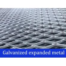 Panneaux métalliques expansés galvanisés / Grating / Expanded Metal