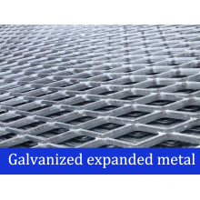Гальванизированные панели из металлического листа / решетка / расширенный металл