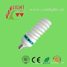 Haute puissance T6 plein spirale 105W CFL, lampe économiseuse d'énergie