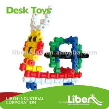Latest Plastic Children Building Blocks Toys LE-PD011