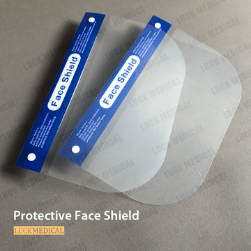 Covid Protective Face Shield Visier