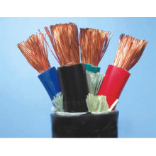 3 Cores General Rubber Sheathed Flexible Cable