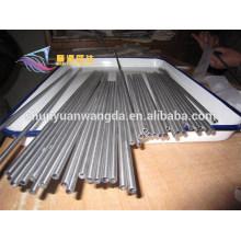 Nickel-titanium shape memory alloy tube