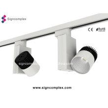 10W/20W/30W COB LED Track Light with CE RoHS