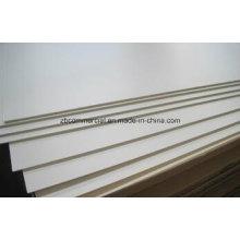 Placa espumada PVC da placa do núcleo da espuma do PVC da placa do PVC