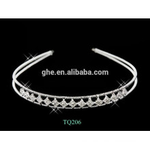 Neue Art und Weisegroßverkauf Rhinestonemädchen-Knotenkopfbänder