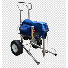 Pompe airless électrique à piston avec litre 6L
