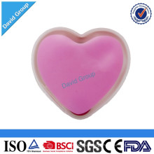 Reusable Click Hot Pad Heart Shape