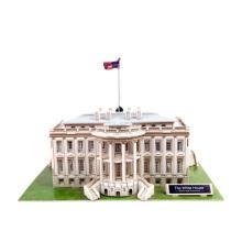 3d Puzzle White House