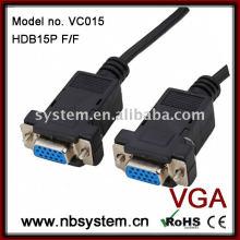 DB9 Null Modem Kabel