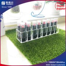 Clear Acrylic Cosmetics Storage Tray Display