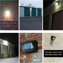 Outdoor Use LED Wall Pack IP65