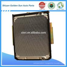 Radiateur à camions en aluminium WG9725530270 pour Sintruk Howo A7 Howo 13