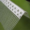 PVC-Eckperle mit PVC-Glasfasergewebe100mmx100mm