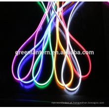 Luz macia decorativa exterior conduzida impermeável flexível de luz de néon de 328FT SMD2835 com preço de fábrica