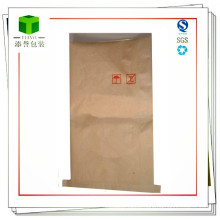 Customized Seam Bottom Paper Bag for Tea Bag