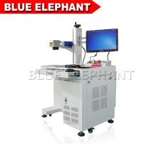 Máquina barata da marcação do laser da fibra do preço, máquina de gravura de cristal do laser do metal de Arcylic 3d para venda