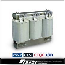 75kVA 3 Phase Solar Energy Reactor Transformer for PV System