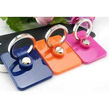 Customized 360 degree rotating metal finger holder