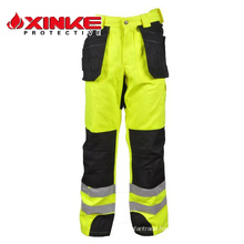 EN 116112 working trousers with flame resistance