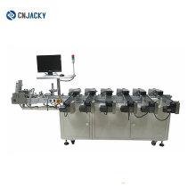 Завод прямых RFID карточки Сортируя машина с системой видения и кард-ридер