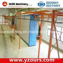 Popular Paint Spray Production Line with Full Stages