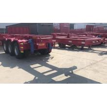 2 3 Axles 20ft 40ft shipping Container