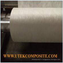 Faible consommation de résine 600GSM en fibre de verre