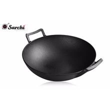 Machine pré-assaisonnée Disa wok en fonte