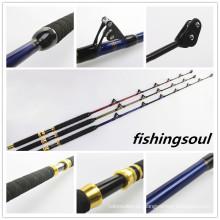 ITFZA502437D 150cm caña de pescar juego grande currican caña de pescar