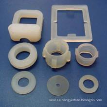 Piezas de caucho de silicio / junta de goma de silicona