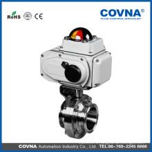 Горячий продавая электрический клапан регулятора давления воды электрический шаровой клапан 12v с низкой ценой