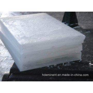 Cire de paraffine entièrement fini / semi-raffiné Fabricant 58/60