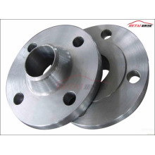 Fabricante Abastecimento Tubo de aço inoxidável Flange 304 316L