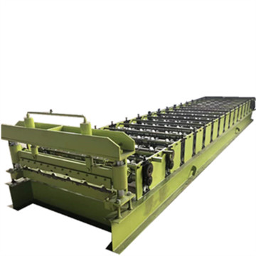 Diverse aangepaste trapeziumstaal Making Machine