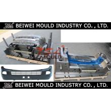 Plastic Injection Automobile Bumper Mould