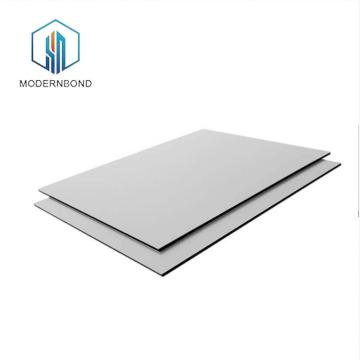 Panneau composite en aluminium mat à haute résistance
